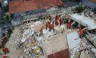 Κατάρρευση πολυκατοικίας στη Βραζιλία