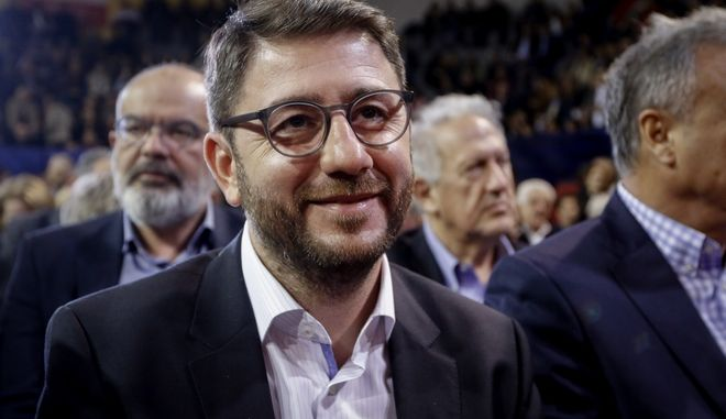 Ο ευρωβουλευτής, Νίκος Ανδρουλάκης