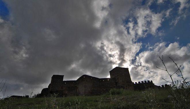 Σύννεφα στη Θεσσαλονίκη