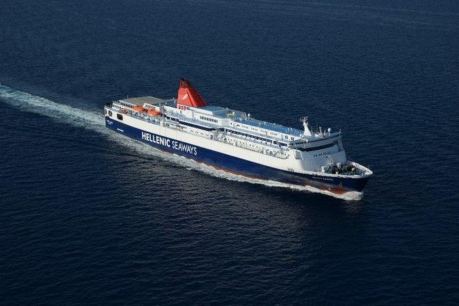 Κατσαΐτης: H Hellenic Seaways στηρίζει την ελληνική οικονομία που σήμερα δοκιμάζεται