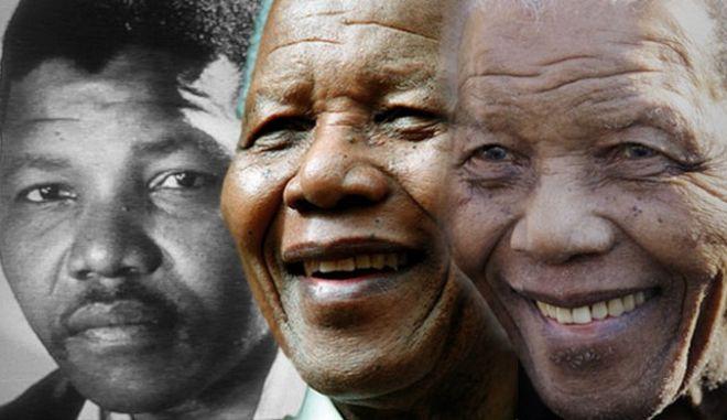 Πέθανε ο Νέλσον Μαντέλα