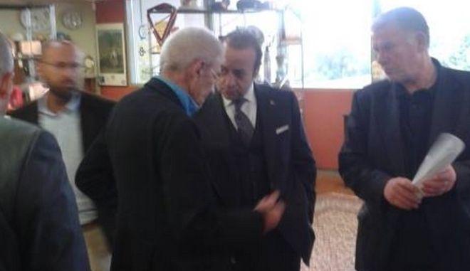 """Γ. Μπουτάρης: """"Ναι στη δημιουργία τζαμιού και μουσουλμανικού νεκροταφείου"""""""