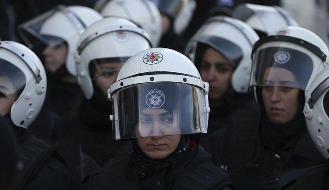Αστυνομικές αρχές Τουρκία