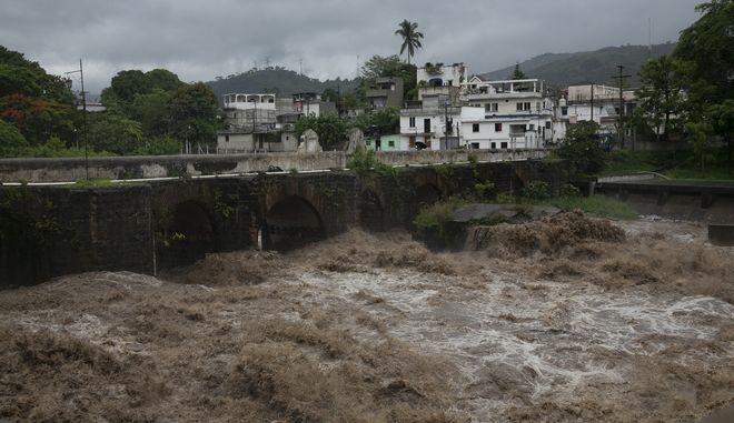 Ποτάμι στη Γουατεμάλα.