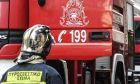 Σε εξέλιξη φωτιά σε χαρτοβιομηχανία στο Βέλο Κορινθίας