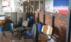 Πολυτεχνείο: Κατεδαφίστηκε αυθαίρετο κτίσμα με τη συνδρομή της ΕΛΑΣ - Το είχαν κατασκευάσει άγνωστοι