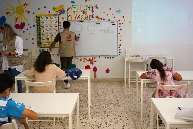Ένα διαφορετικό σχολείο στη Σάμο