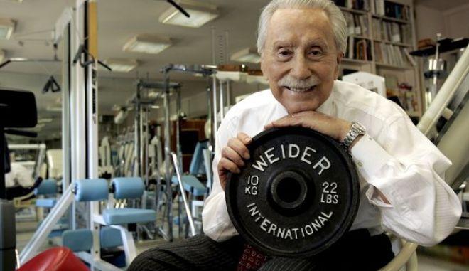 Πέθανε ο θρύλος του bodybuilding Joe Weider