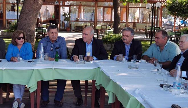 """Ο Μεϊμαράκης μιλά για την """"κίνηση της Βόλβης"""""""