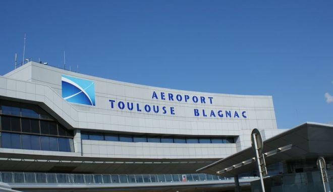 Εκκενώθηκε το αεροδρόμιο της Τουλούζης