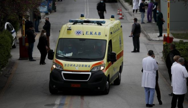 Ασθενής με covid-19 μεταφέρεται στο Σισμανόγλειο νοσοκομείο