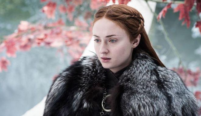 Sophie Turner: Σύμφωνα με τη Sansa, το τέλος του Game of Thrones θα διχάσει το κοινό
