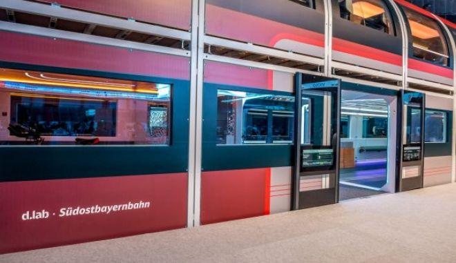 Ideenzug: Το τρένο του μέλλοντος είναι ήδη εδώ