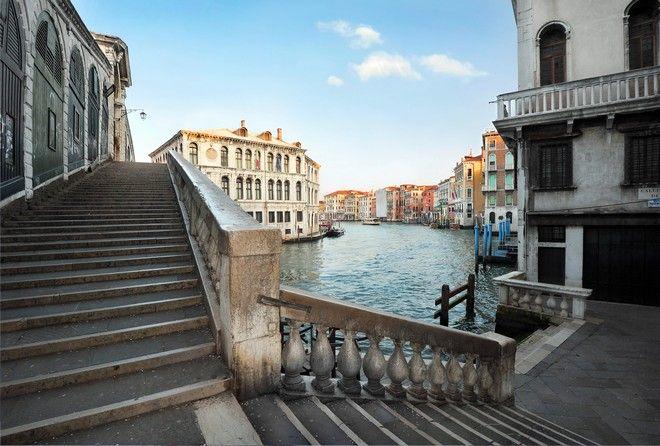 Τα κανάλια, Βενετία