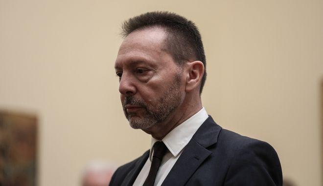 Ο επικεφαλής της Τράπεζας της Ελλάδος Γιάννης Στουρνάρας