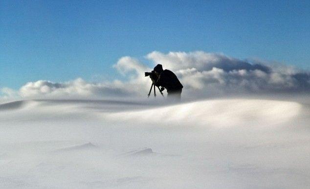 Φωτογραφίες που αψηφούν τη βαρύτητα