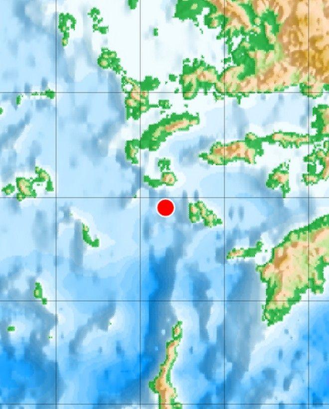 Σεισμός 4,2 Ρίχτερ κοντά στη Νίσυρο