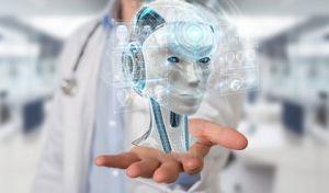 """Πιθανή αλλά όχι άμεση η """"αντικατάσταση"""" του γιατρού από τα ρομπότ."""