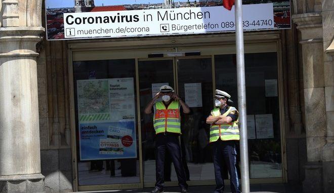 Κορονοϊός στη Γερμανία