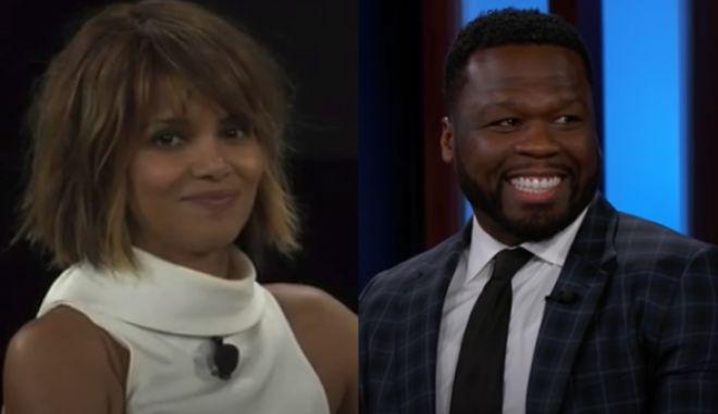 Η Halle Berry και ο 50 Cent