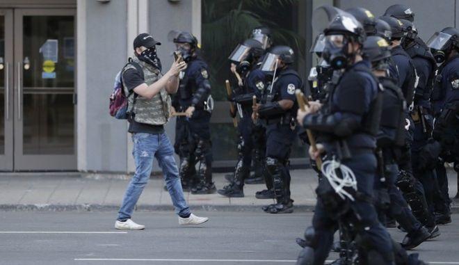 Αστυνομία στο Λούισβιλ