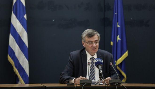 Δηλώσεις του εκπροσώπου του Υπουργείου Υγείας για τον κορονοϊό, καθηγητή Σωτήρη Τσιόδρα
