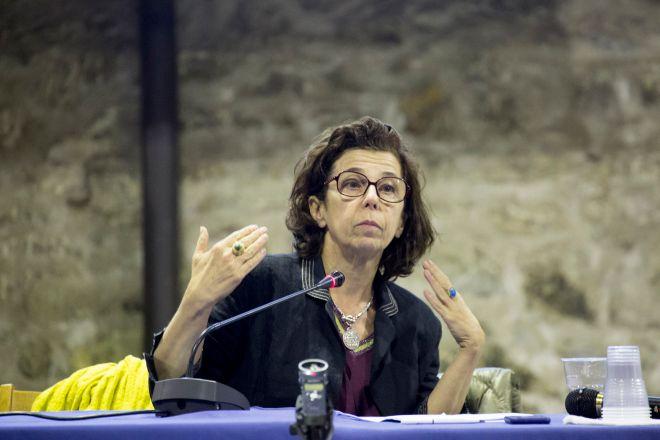 Η Isabelle Fauvel, σύμβουλος σεναρίου και ιδρύτρια της γαλλικής συμβουλευτικής εταιρίας Initiative Film, αναφέρθηκε σε όλα τα στάδια της δημιουργικής διαδικασίας