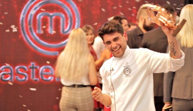 Μανώλης Σαρρής, ο νικητής του MasterChef 3