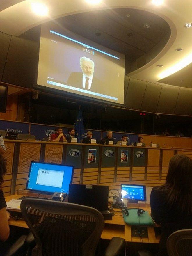 Ευρωκοινοβούλιο: Συζήτηση για την προστασία των δημοσιογράφων αφιερωμένη στη Ντάφνε Καρουάνα Γκαλίθια