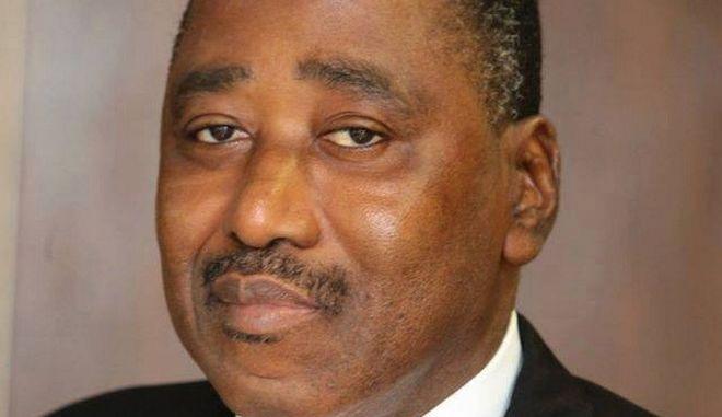 Ο Αμαντού Γκον Κουλιμπαλί, ο πρωθυπουργός της Ακτής Ελεφαντοστού