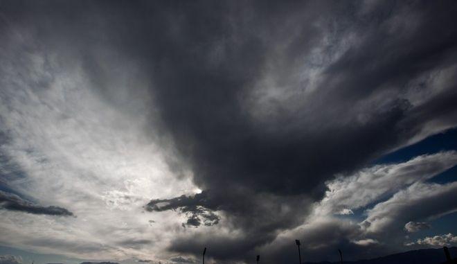 Σύννεφα στον ουρανό