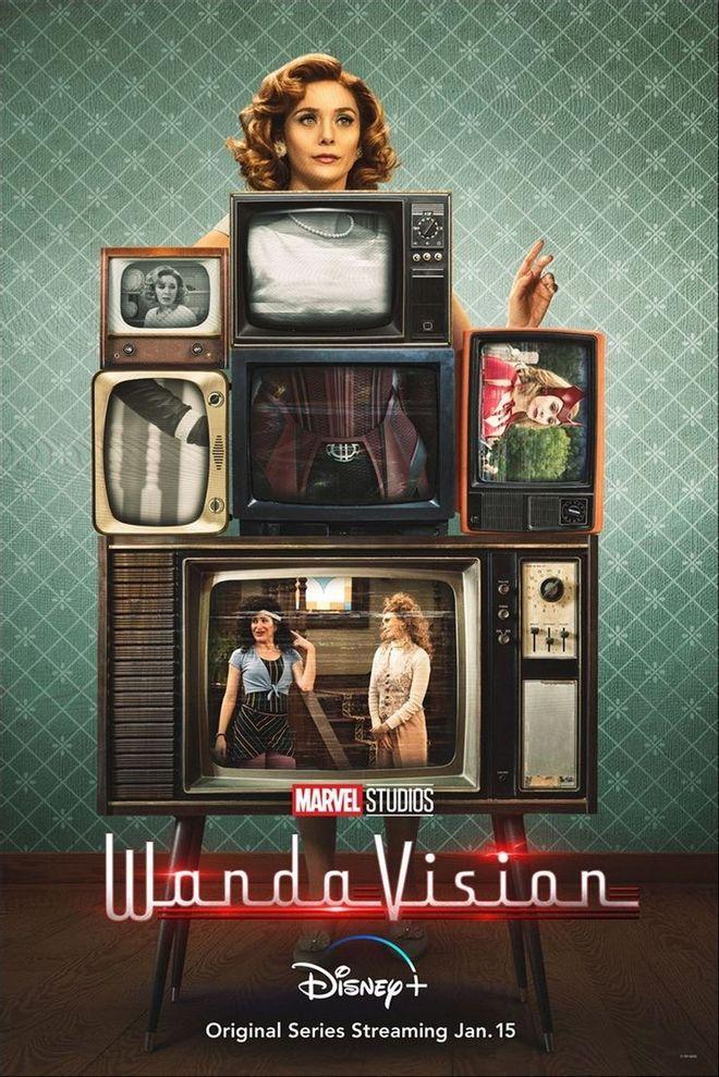 WandaVision: Από την Παρασκευή στο Disney+, η πρώτη τηλεοπτική σειρά της Marvel