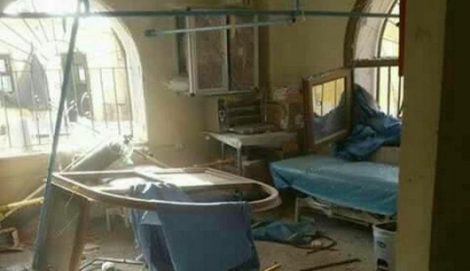 Η φρίκη συνεχίζεται: Βομβάρδισαν νοσοκομείο κοντά στο Χαλέπι