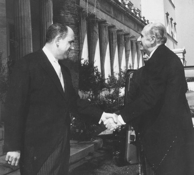 1966   ΑΝΔΡ.ΠΑΠΑΝΔΡΕΟΥ-Γ.ΠΑΠΑΝΔΡΕΟΥ
