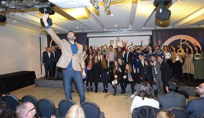 Envolve Award Greece 2018: Αυτοί είναι οι νικητές