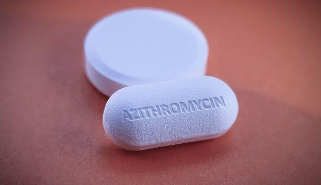Αζιθρομυκίνη