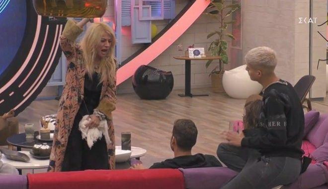 Η Άννα Μαρία στο Big Brother