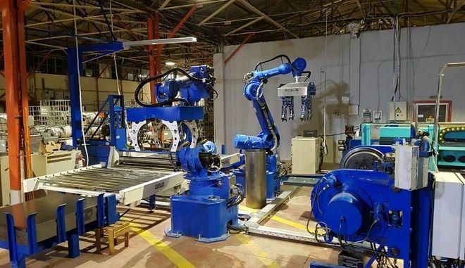 Συνεργασία της Gizelis Robotics με Brookstreet Equity Partners