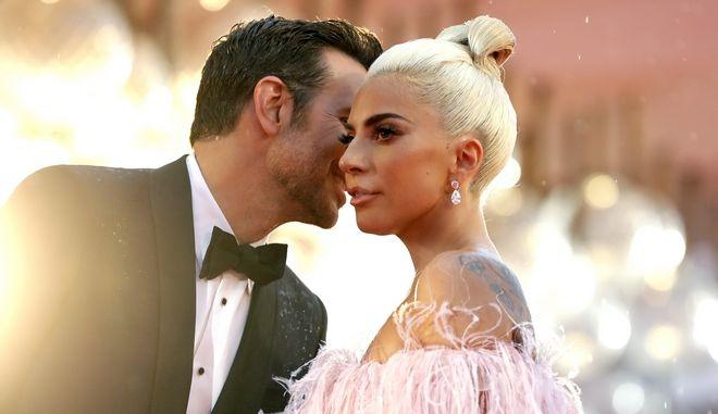 Lady Gaga και Μπράντλεϊ Κούπερ