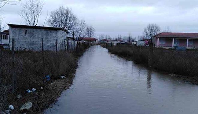 Πλημμύρες στον κάμπο της Ξάνθης