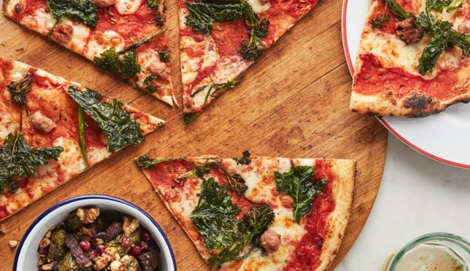 Η νέα πίτσα του Γκόρντον Ράμσεϊ είναι το talk of the town του Λονδίνου