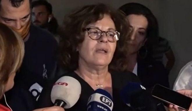 """Μάγδα Φύσσα για καταδίκη ΧΑ: """"Αυτό περιμέναμε - Είναι μια ιστορική νίκη"""""""