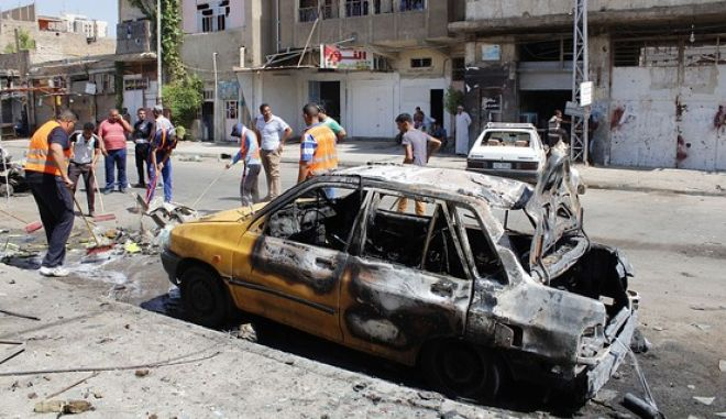 Τουλάχιστον 22 νεκροί από σειρά επιθέσεων στη Βαγδάτη