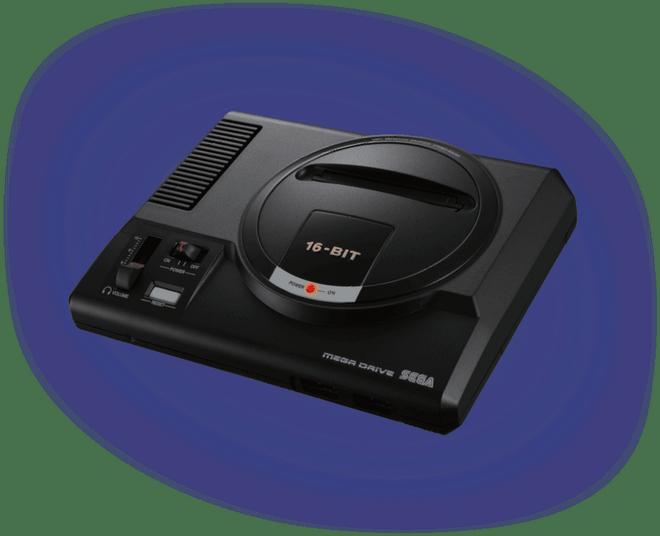 SEGA Mega Drive: Η εμβληματική κονσόλα επιστρέφει με 2 χειριστήρια και HD Widescreen γραφικά