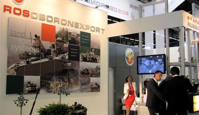 """Η Rosoboronexport διαψεύδει ότι συμμετείχε στο """"ελληνικό πάρτι της μίζας"""""""