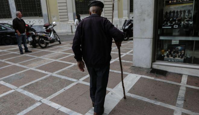 Συνταξιούχοι - Φωτό αρχείου
