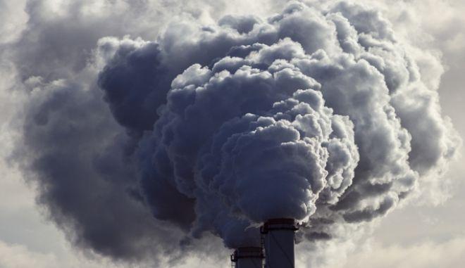Ατμοσφαιρικοί ρύποι