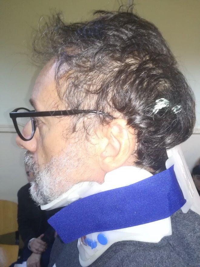 Κουκάκι: Η στιγμή της σύλληψης του σκηνοθέτη -