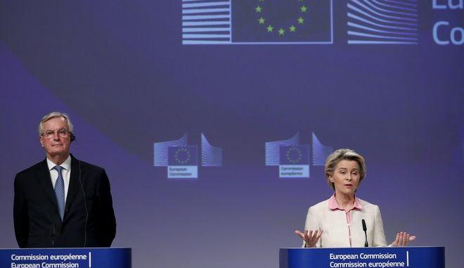 Οι κυβερνήσεις της ΕΕ ενέκριναν την εμπορική συμφωνία για τις σχέσεις Βρετανίας-ΕΕ μετά το Brexit