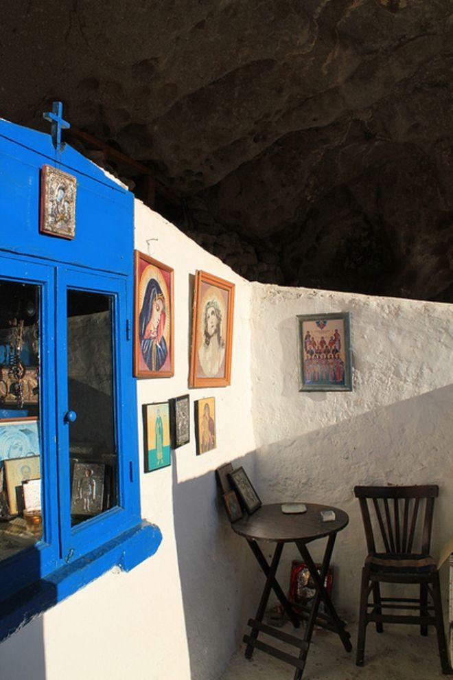 Στη Λήμνο ο μοναδικός ασκεπής ναός στον κόσμο